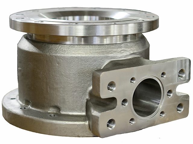 Complex Components - Choke Bodies - Trunnion Bodies - Flat Valve - Rail Car Component -IL