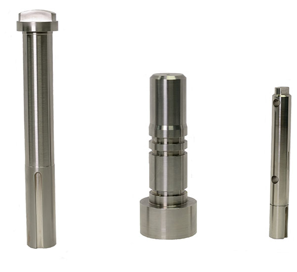 Ballco produces a wide range of stems in diameter from 0.5